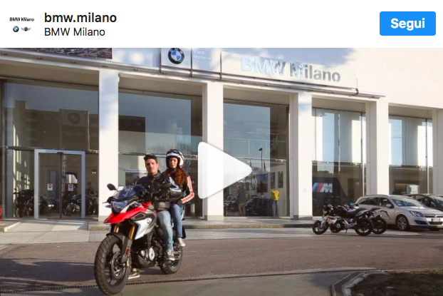 BMW Motorrad Milano ILY