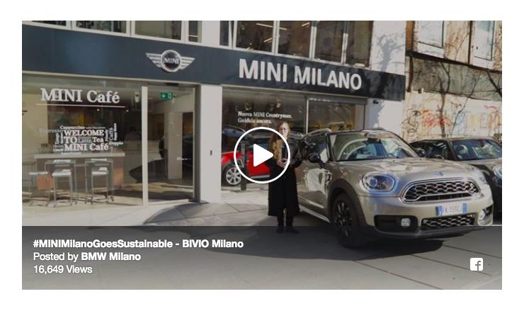 MINI Milano Bivio ILY